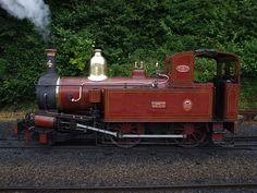 Isle of Man Steam Railway: Beyer Peacock 4 Loch at Douglas (25/07/2013) | Flickr - Photo Sharing!