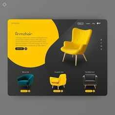 Furniture Shop Web design by Oliko Koma do you think about thi. Furniture Shop Web design by Oliko Koma do you think about this design?-Want to get featured?-- Begin Yuzo --><!-- without result -->Related Post Frame, surround with family photos? Ui Ux Design, Brochure Design, Page Design, Flyer Design, Graphic Design, Design Shop, Website Design Layout, Web Layout, Layout Design