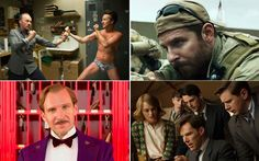 2015 Oscar nominations - British stars nominated including, Benedict Cumberbatch, Eddie Redmayne & Keira Knightly - What does this say about the current UK film industry?