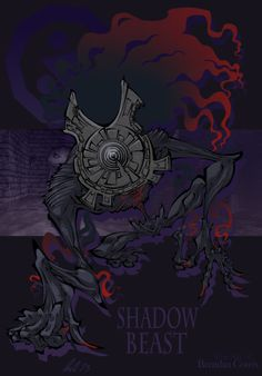 """Hyrule's Most Heinous - Shadow Beast"" by BrendanCorris.deviantart.com on @DeviantArt"