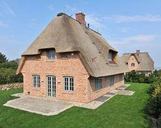 Schöne Außen Fassade , am liebsten ohne Reetdach #Reetdach