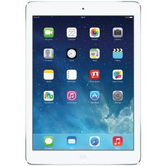 iPad Air 16 GB Wi-Fi - Fri fragt