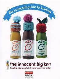 The Innocent Big Knit 2013, including pdf patterns.
