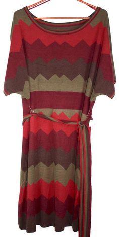 #Chevron #Sweater #Dress #PlusSize #Dressbarn #Tunic #WeartoWork #Fashion #Apparel #Shopping #eBay
