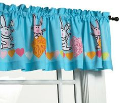 Happy Bunny Valance by Happy Bunny. Save 56 Off!. $6.99. Printed. 180 thread count 60% cotton / 40%. Coordinates with other happy Bunny merchandise a. Fun Happy Bunny Themed valance. cotton/poly valance