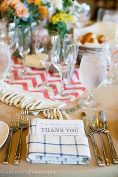 Tablescape Tips From a Wedding Planner
