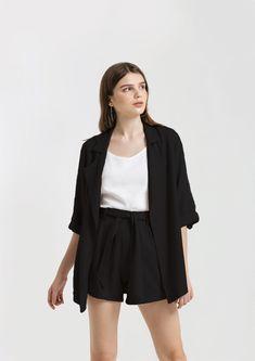 Modern Minimalist, Affordable Fashion, Skater Skirt, Short Dresses, Skirts, Clothes, Women, Short Frocks, Outfit