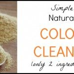 Natural Colon Cleanse Remedy (Only 2 Ingredients!) Flax seed flour & kefir