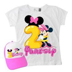 05bb594e92e7c Camiseta Mas Gorra Unicornio Personalizada Niñas Algodón -   35.000 en Mercado  Libre