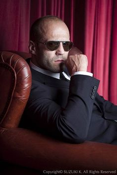 Jason Statham, ther best...
