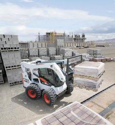 Bobcat A770 Skid steer loader