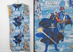 Star Wars SLEEPING Bag // 1979 The Empire Strikes Back RARE