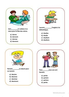 To Learn French Spanish Class Way To Learn French Articles Product French Teaching Resources, Teaching French, Teaching English, Learning People, French Articles, French Practice, French For Beginners, French Worksheets, French Education
