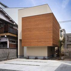 House in Kyobate by Naoko Horibe