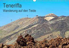 Teneriffa - Wanderung auf den Teide - CALVENDO