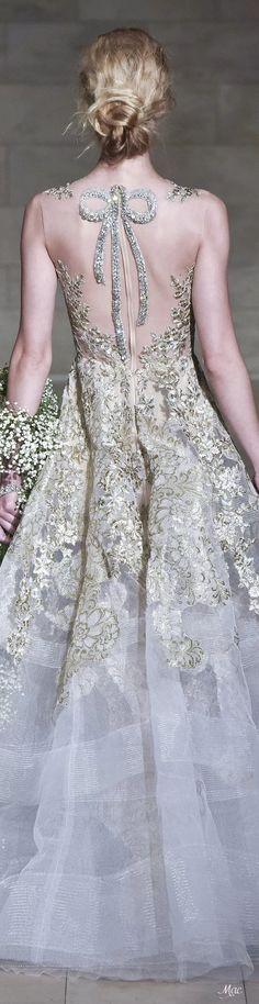 Fall 2018 Bridal Reem Acra