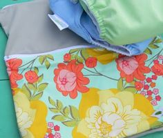 Wet Bag Tutorial. Used for cloth diapers but they have SO many uses outside of that too.