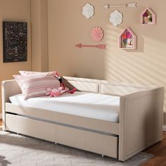 Glennis Daybed with Trundle