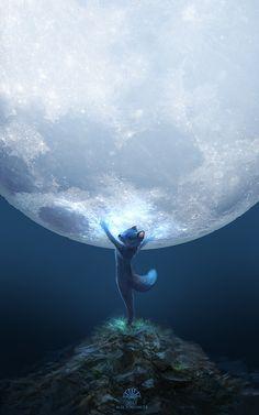 Fantasy Illustrations by Alector Fencer