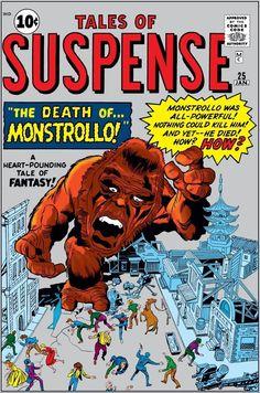 Jack King, Tales Of Suspense, Comics Online, January, Marvel, Artwork, Work Of Art, Auguste Rodin Artwork, Artworks