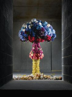 Anna Burns + Michael Bodiam's- apocalypse-inspired/atomic bomb