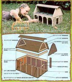cordwood fairy house