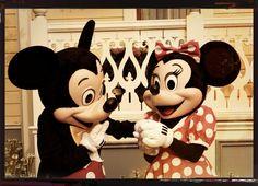 Mickey & Minnie @ Disneyland Paris