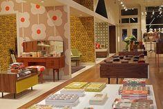 Orla Kiely New York shop