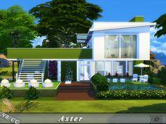 The Sims 3 Building a Modern House HighHillHouse YouTube