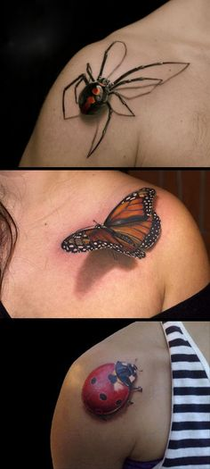 24 Best Solid Black Butterfly Tattoo images | Black ... - photo#15