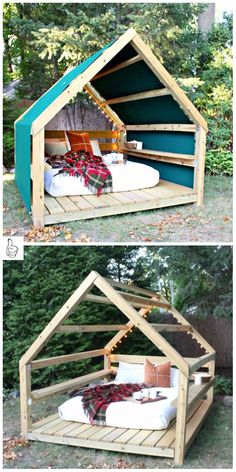 Unwind in your backyard with a cozy DIY outdoor cabana lounge! Unwind in Your Backyard with this Cozy DIY Outdoor Cabana Lounge! The post Unwind in your backyard with a cozy DIY outdoor cabana lounge! appeared first on Diy Crafts. Outdoor Cabana, Backyard Cabana, Backyard Hammock, Cozy Backyard, Backyard Sheds, Cool Diy, Easy Diy, Simple Diy, Outdoor Projects