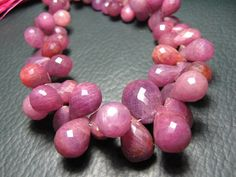 love this color! Pink Sapphires