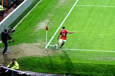 Ryan Giggs, Manchester United. Foto: Madde Göras.
