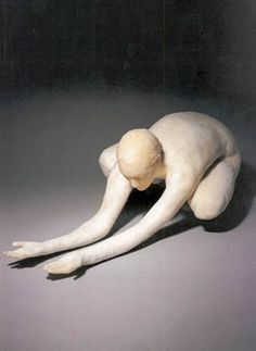 Kiki Smith, Untitled on ArtStack Kiki Smith, Land Art, Contemporary Sculpture, Contemporary Art, Sculpture Art, Bronze Sculpture, Figurative Art, Installation Art, Pottery Art