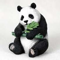 Shop for great deals on standard size panda figurines. Hand painted and cast resin, these are affordable, unique gift ideas for animal lovers. Panda Images, Panda Gifts, School Art Projects, Love Bear, Collectible Figurines, Felt Animals, Hand Painted, Cold, Panda Bears