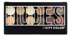 CITY COLOR Nudes Palette