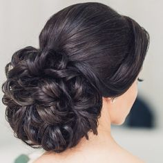 28 Prettiest Wedding Hairstyles Every Bride Should Consider. To see more: http://www.modwedding.com/2014/10/03/28-prettiest-wedding-hairstyles-every-bride-consider/ #wedding #weddings #hairstyle