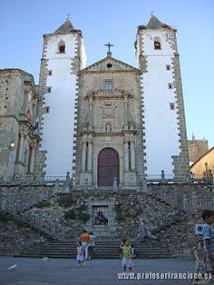 Iglesia de San Francisco Javier, Cáceres.