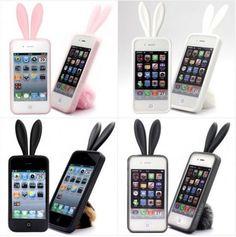 Pokrowiec królik z podstawką  #pokrowiec #akcesoria #telefon #samsung #sprzedam