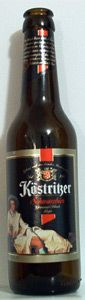 A straightforward but nice schwarzbier, great for cool autumn evenings