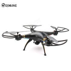 Eachine E30W WIFI FPV With 720p Camera 2.4G 4CH 6-Axis Headless Mode RC Quadcopter RTF Sale - Banggood.com