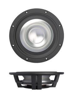 SB Acoustics SW26DAC-00 Passive Radiator, Radiators, Acoustic, Radiant Heaters