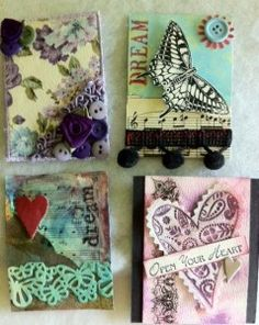 About ATCs (Artist Trading Cards)