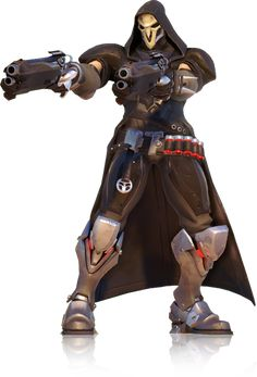 Image result for overwatch reaper