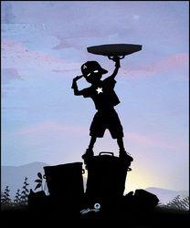 Captain Kid - Andy Fairhurst Art