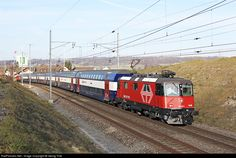 Location Map, Photo Location, Swiss Railways, Winterthur, Locomotive, Switzerland, Image, Locs