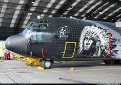 "Belgian Air Force | Lockheed Martin C-130H Hercules | 40 Years C-130H Hercules ""Celebrating the past, Shaping the future"""