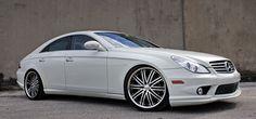 Mercedes Benz CLS 550 on Vossen Wheels by VossenWheels, Chevrolet Chevelle, Chevy, Camaro Ss, Mercedes Cls550, Benz S550, Benz Car, Sweet Cars, Dream Cars, Dream Auto