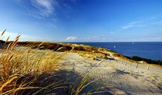 Curonian Spit, Lithuania: This UNESCO world heritage site is as dramatic a shoreline as it gets.