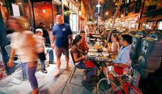The 13th Street corridor in Midtown Village is one of the densest restaurant rows in Philadelphia...